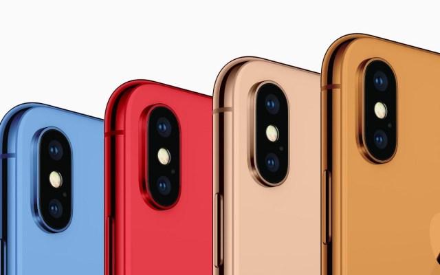 Nuevo iPhone sería de colores - Foto de 9to5 Mac