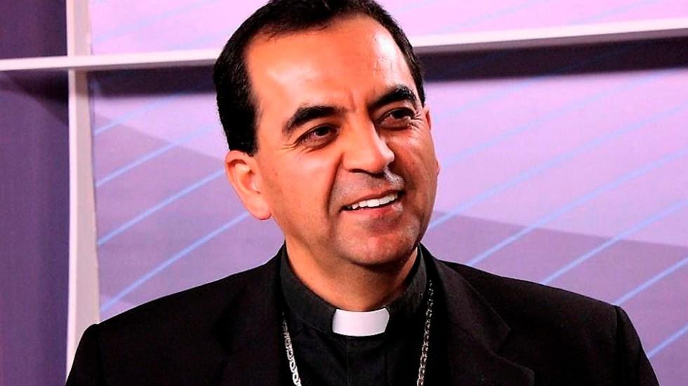 El papa Francisco designa nuevo obispo para Tapachula - Jaime Calderón Calderón. Foto de internet