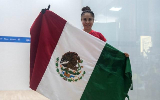 Paola Longoria refrenda el oro en Barranquilla 2018 - Foto de Mexsport