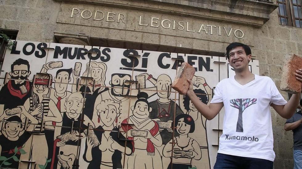 Kumamoto será oposición de los gobiernos de Jalisco y AMLO - Foto de Pedro Kumamoto