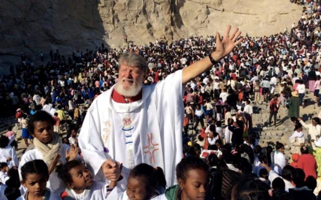 El sacerdote que se rebeló a la pobreza en Madagascar - Foto de Internet