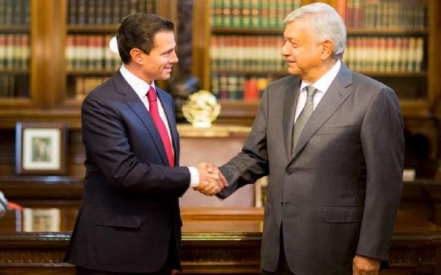 """Peña Nieto reconoce como """"inobjetable"""" la victoria de AMLO - Foto de Presidencia de México"""