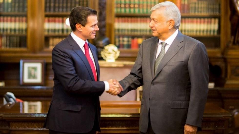Foto de Presidencia de México