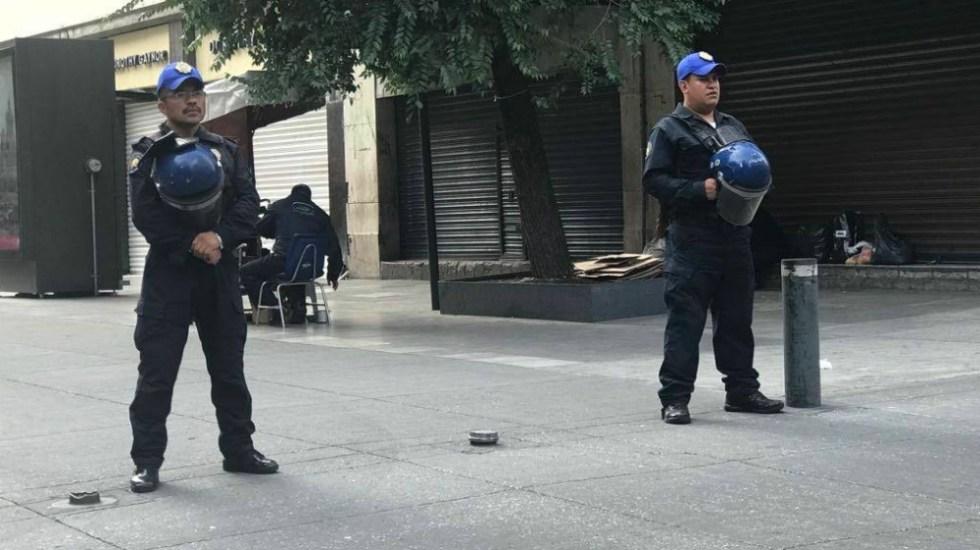 Vigilarán casi 22 mil policías la CDMX durante vacaciones - Foto de Policía Ciudad de México