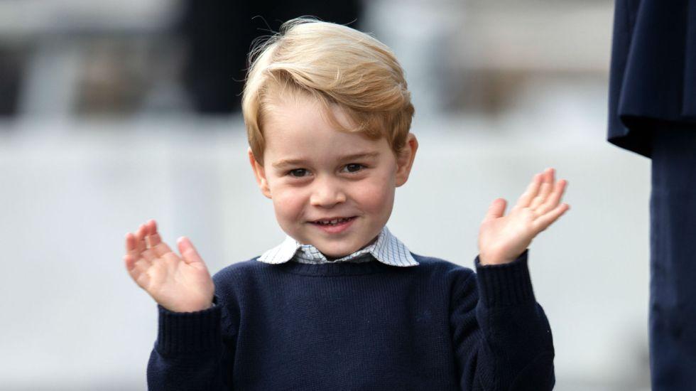 Cadena perpetua a hombre que incitó a atacar al príncipe George - Foto de CNN