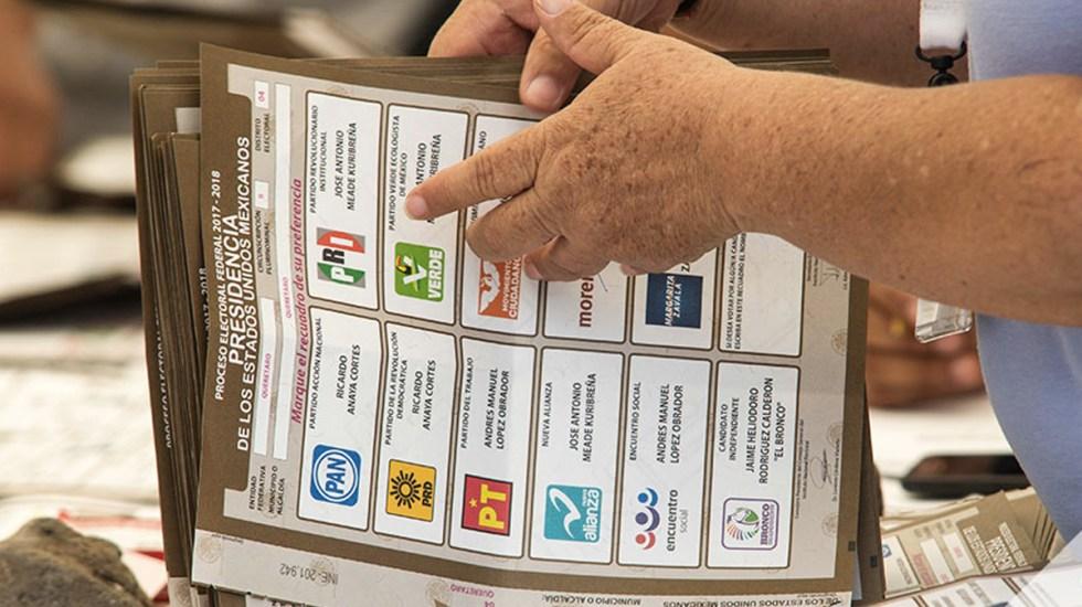 Inicia recuento de votos en Nuevo León y Tamaulipas - Foto de Código Qro