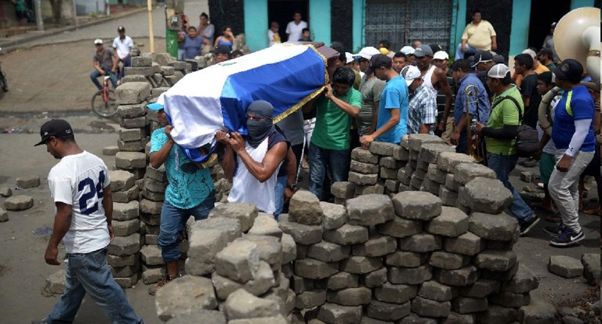 Nuevas protestas en contra del gobierno de Daniel Ortega en Nicaragua
