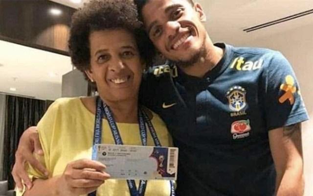 #Video Secuestran a madre de jugador de la selección de Brasil - Foto de AP