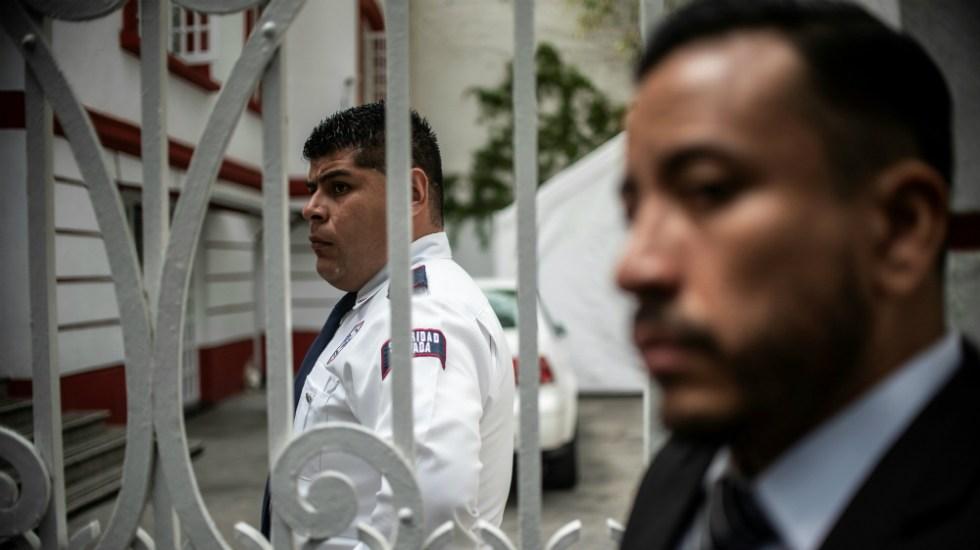 Alistan operativo de seguridad en colonia Roma para encuentro AMLO-Pompeo - Foto de AFP