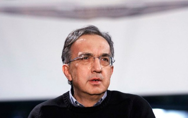 Muere exdirector ejecutivo de Fiat-Chrysler - Foto de BILL PUGLIANO / AFP