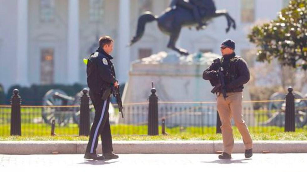 Muere agente del Servicio Secreto tras viaje de Trump a Escocia - Foto de AP