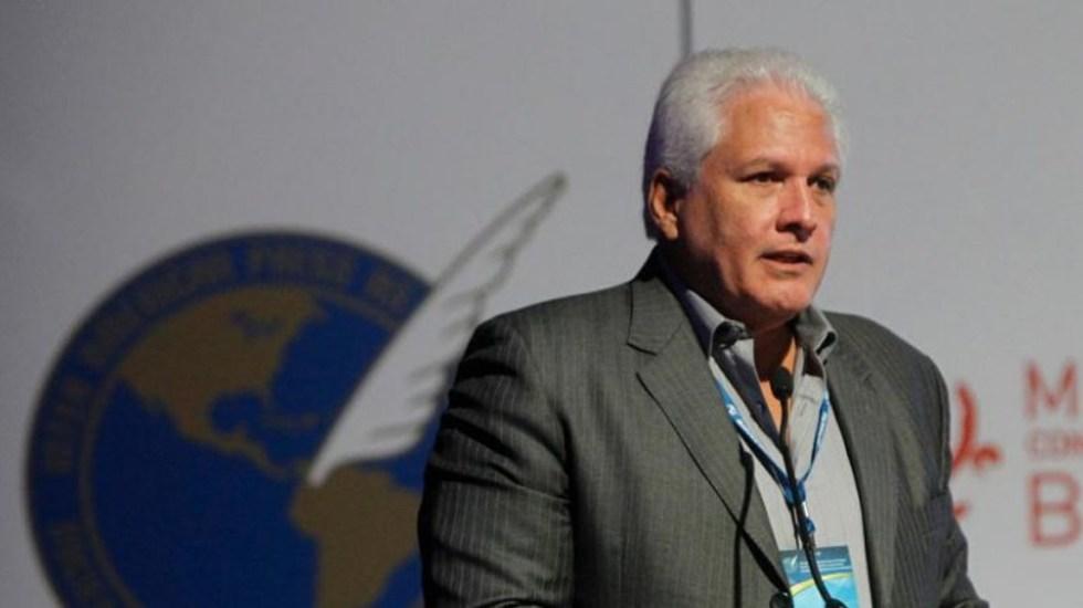 SIP condena asesinato a periodista; pide a AMLO acabar con impunidad