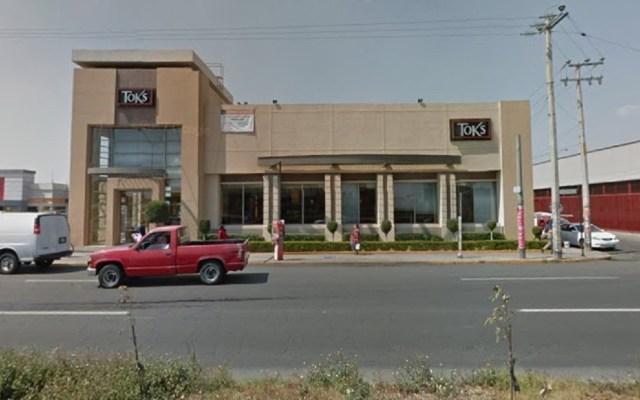 Restaurantes en Avenida Central de Ecatepec padecen asaltos - Foto de Google Maps