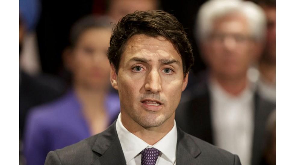 Trudeau responde acusaciones de acoso en su contra
