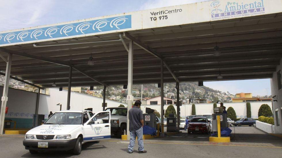 Entra en vigor verificación obligatoria en el Estado de México