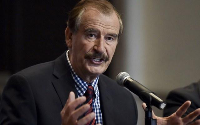 Vicente Fox envía mensaje a Tatiana Clouthier - fox afirmó que renunciará a su pension si es por bien de México