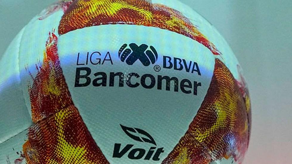 Presentan nuevo balón de la Liga MX