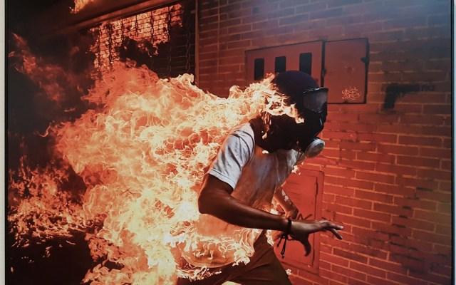 Inicia exposición de World Press Photo en la Ciudad de México - Foto de Carlos Tomasini