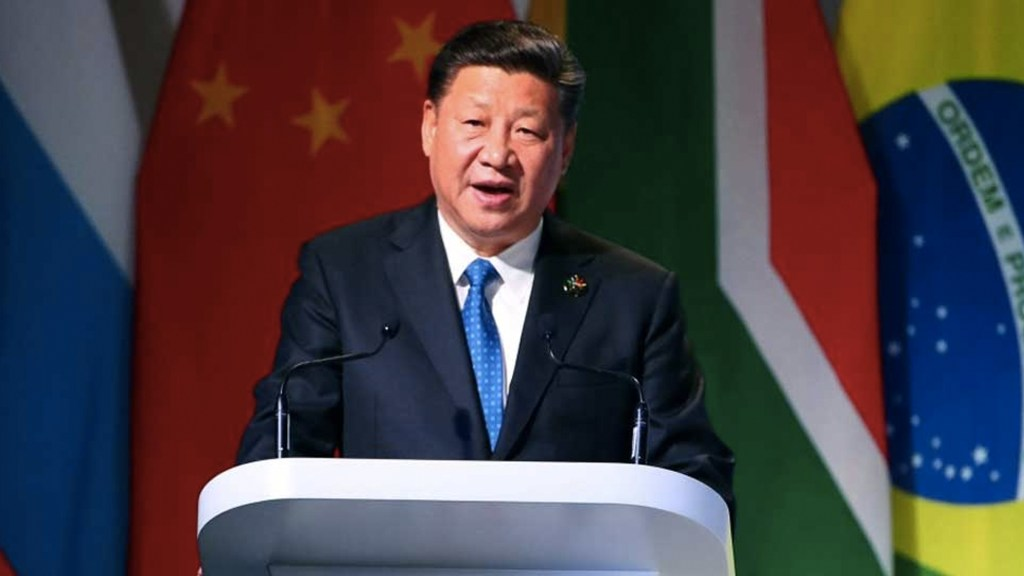 Xi Jinping podría cancelar su visita a Japón por COVID-19 - Presidente chino, Xi Jinping. Foto de Twitter