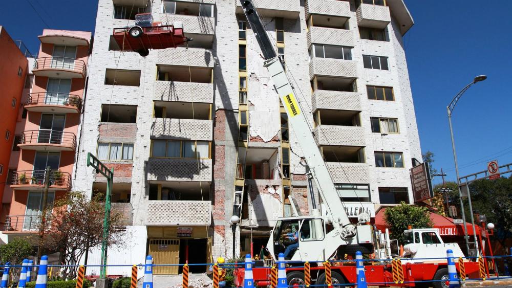 Liberan dos mil 500 mdp para reconstrucción en CDMX - Foto de Notimex