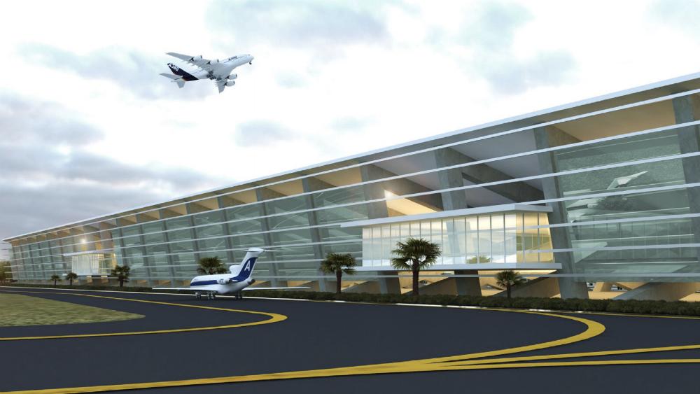 Atendrá Aeropuerto Felipe Ángeles a 20 millones de pasajeros por año