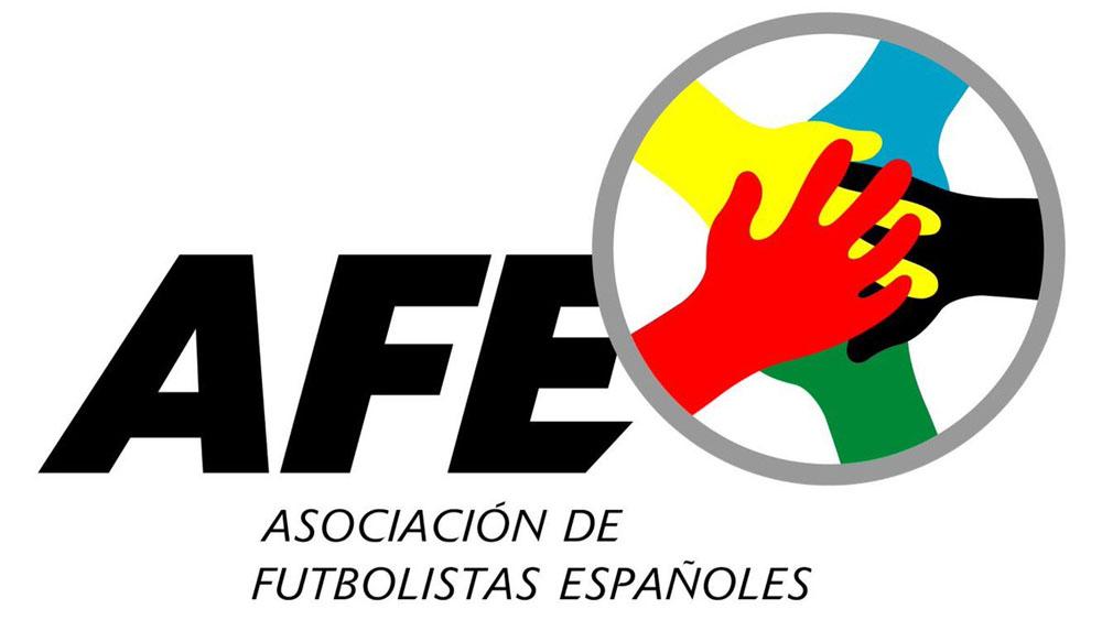 Futbolistas españoles podrían ir a huelga de no cancelar juego en EE.UU. - Foto de @afefutbol