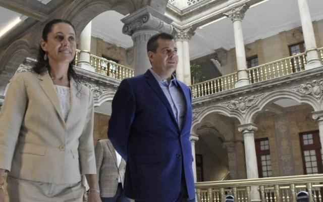 Amieva propone a Sheimbaum destinar mil 300 mdp para reconstrucción
