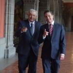 EE.UU. no ha notificado sobre investigación contra EPN: López Obrador - Foto de Presidencia