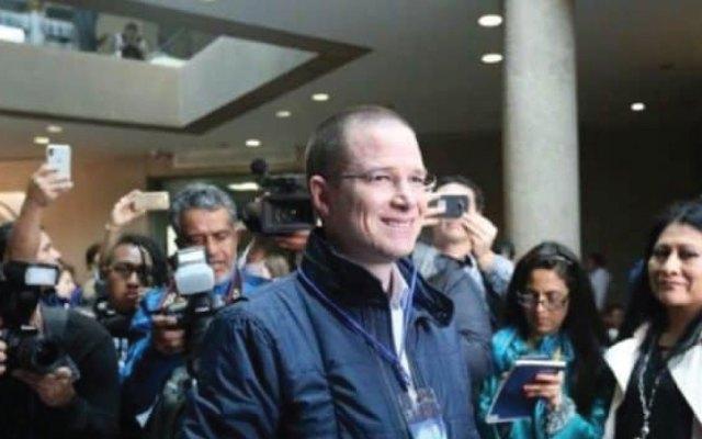 Ricardo Anaya desea éxito a AMLO como presidente - Foto de Internet