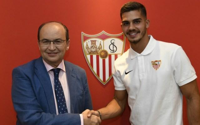 André Silva es nuevo jugador del Sevilla - Foto de Sevilla FC