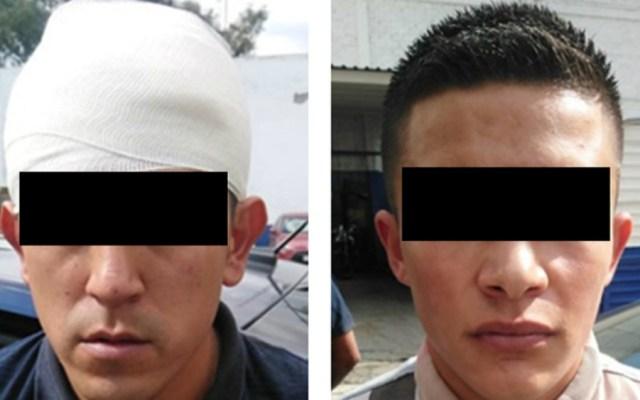 Vinculan a proceso a dos colombianos por asaltar a alumnas en CU - Foto de PGJ