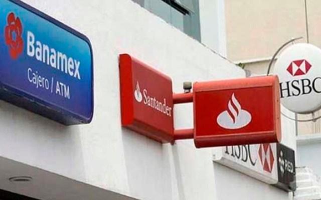 Bancos no abrirán en Semana Santa - Bancos. Foto de internet.