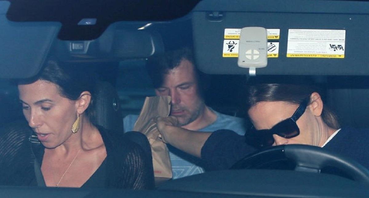 Ben Affleck, en rehabilitación tras la intervención de Jennifer Garner