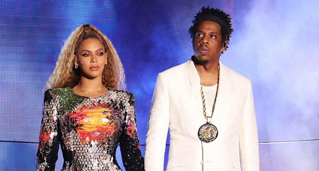 #Video Fan irrumpe en escenario de concierto de Beyoncé y Jay Z - Foto de Shutterstock