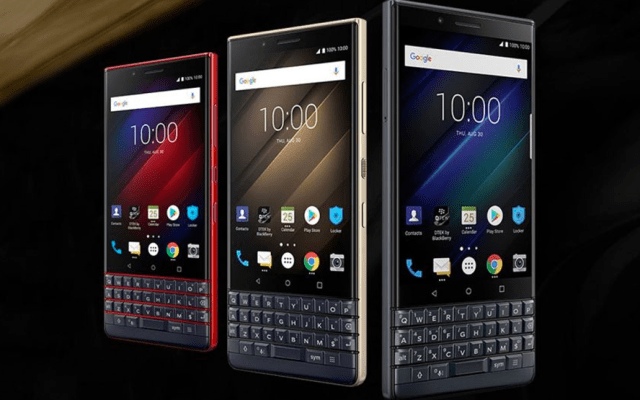 #Video Nuevo BlackBerry Key2 LE