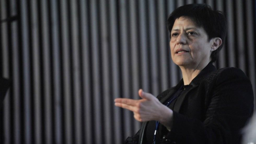 AMLO anuncia cambios en Conagua: se va Blanca Jiménez, llega Germán Martínez - Blanca Jimenez Cisneros Conagua