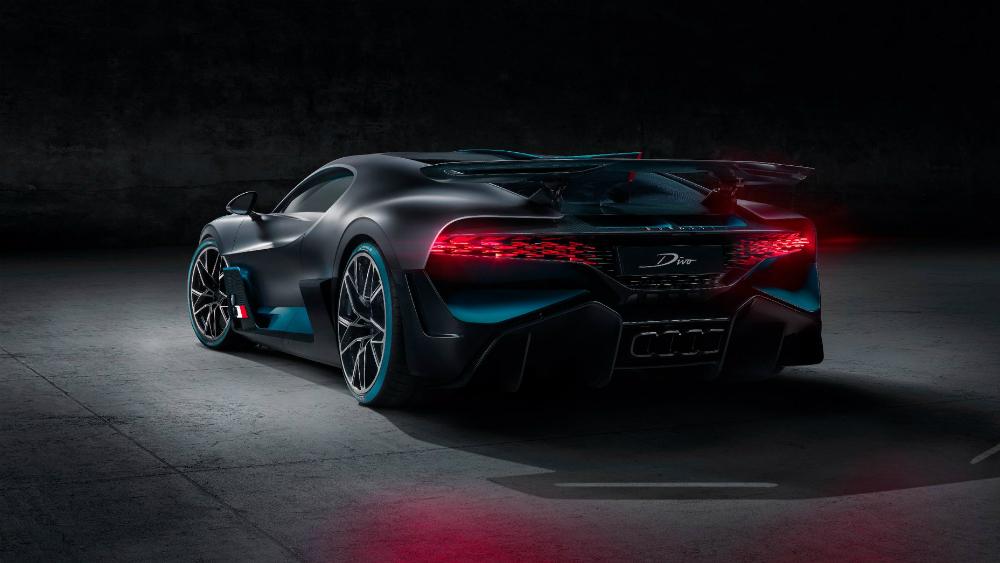 1.500 CV y solo 40 unidades para el superdeportivo italiano — Bugatti Divo