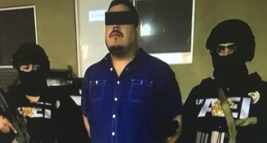 Detienen a líder criminal en Monterrey - Foto de Internet