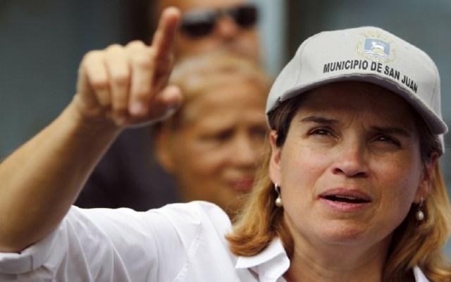 Alcaldesa de Puerto Rico acusa a Trump de matar a sus ciudadanos - Foto de AFP / Ricardo Arduengo