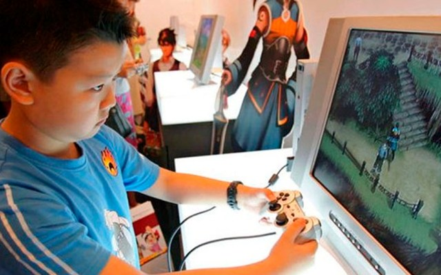 China limitará videojuegos para prevenir miopía - Foto de internet