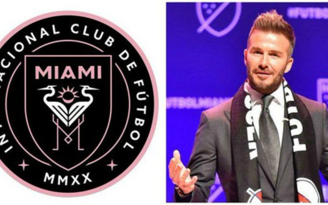 El posible logo del club de David Beckham - Foto de Miami New Times