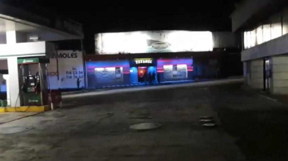Comando armado asesina a cuatro en bar de Veracruz - Foto de XEU