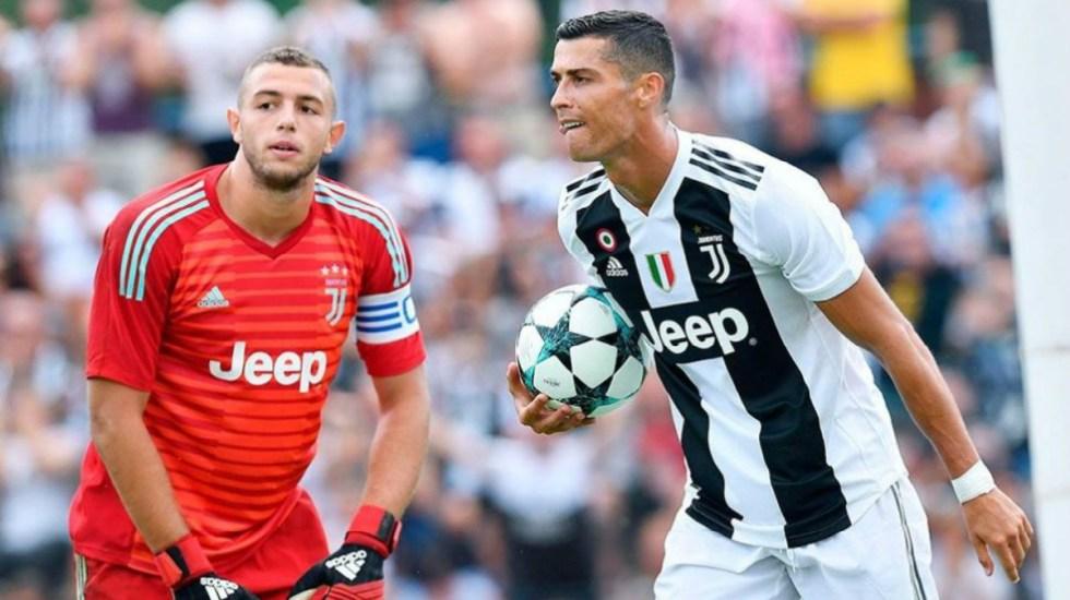 Cristiano Ronaldo será titular con la Juventus este sábado - Foto de Internet