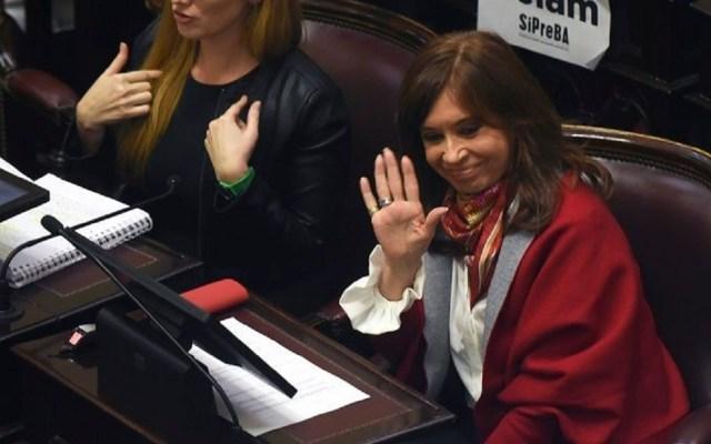"""Ex presidenta de Argentina reconsideró y voto """"sí"""" al aborto - Foto de internet"""