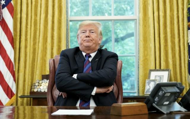 La intransigencia de Trump entorpece las negociaciones comerciales con Canadá - Foto de AFP