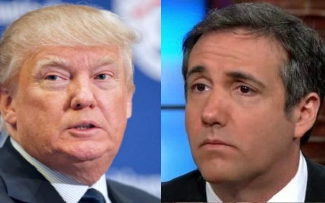 """""""Nunca le ordené a Cohen quebrantar la ley"""": Trump - trump aseguró que nunca le pidió a cohen que quebrantara la ley"""