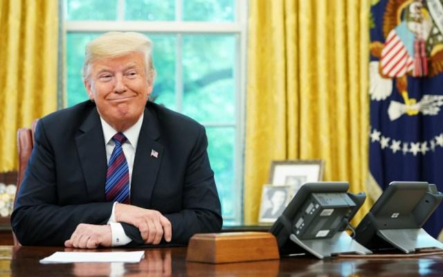 Donald Trump cancela aumento salarial de funcionarios federales - Foto de AFP