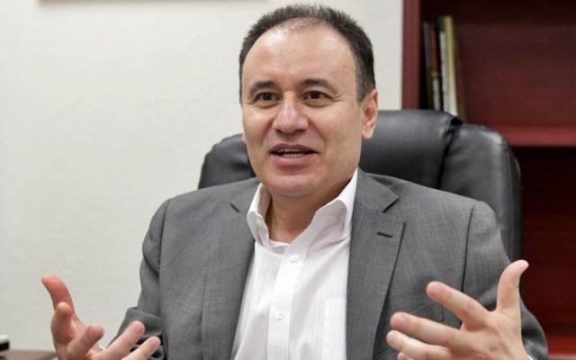 Perseguir objetivos prioritarios no dio resultado: Alfonso Durazo