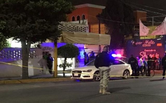 Ejecutan a automovilista en Tultepec - Foto de El Universal