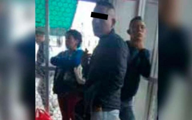 Detienen a líder de ladrones del Metro - Foto Especial